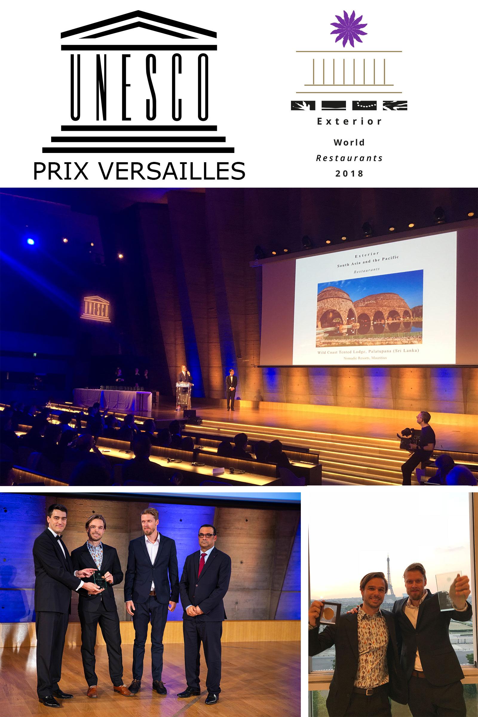 nomadic resorts wins prix versailles 2018