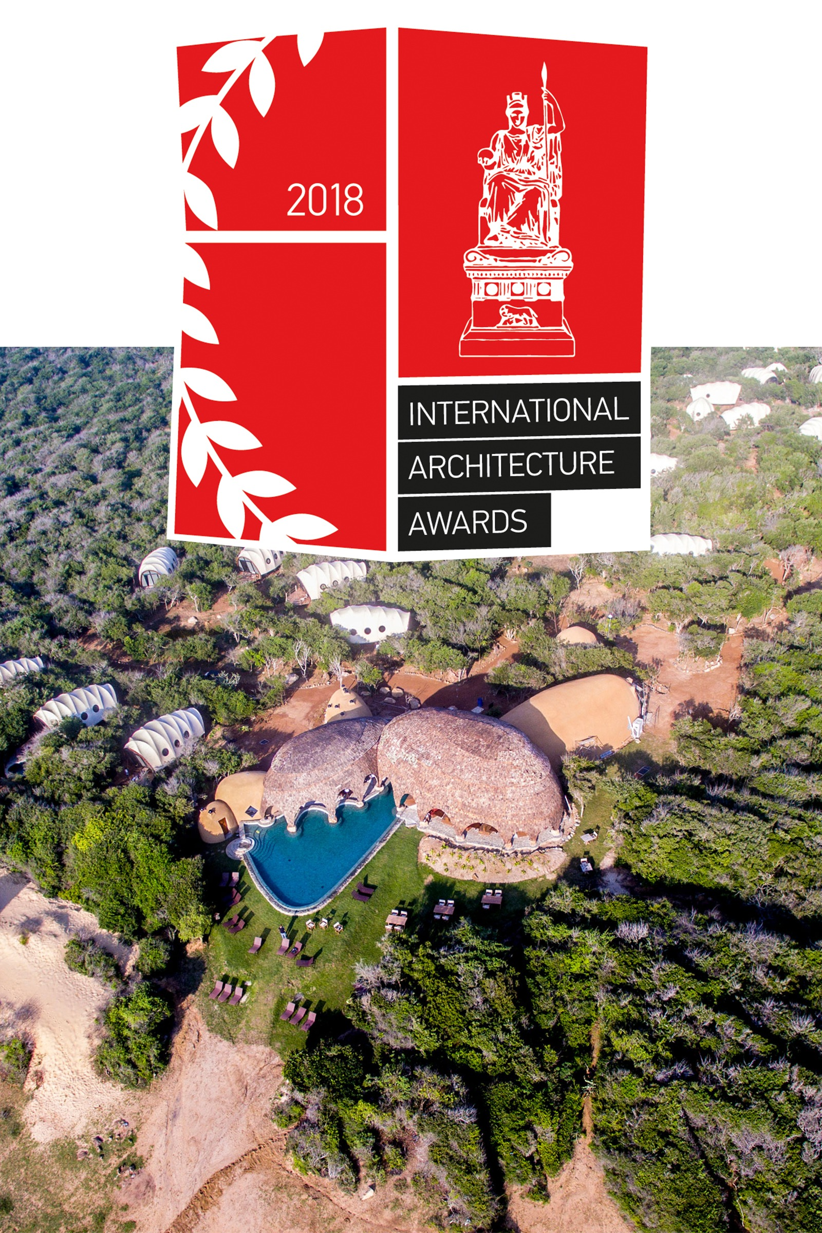nomadic resorts wins international architecture award 2018 with wild coast tented lodge project in yala national park, sri lanka